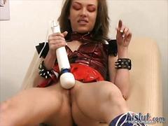 Jeanie marie sullivan has a broken pussy