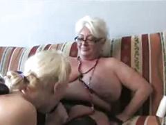 big boobs, lesbians, old + young