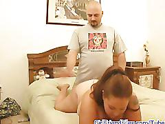 Fat chick fucked