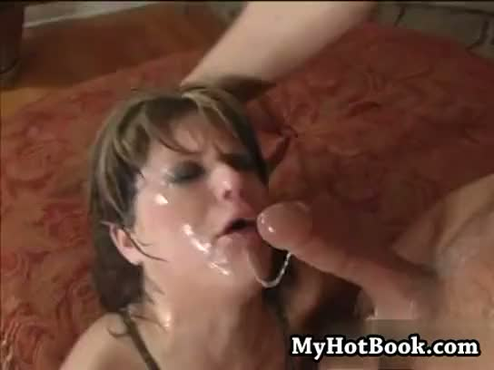 cumshot, facial, sex, blowjob, brunette, throat, oral, deep, one, tyla