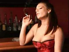 Tyler houston - smoking fetish at dragginladies