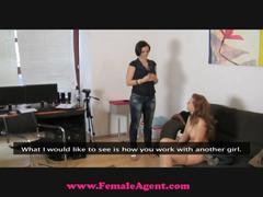 Femaleagent trust me i'm a woman