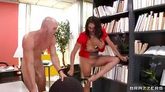 Missy martinez office fuck