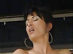 She fucks the friend of her husband