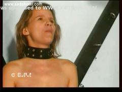 Skinny slavegirl