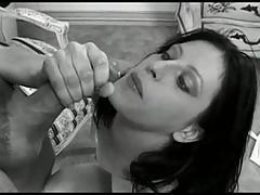 Blowjob & swallow