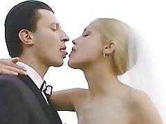 Bride public fuck after wedding