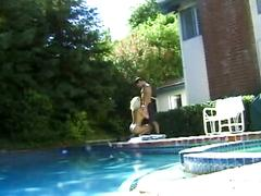 Amateur blonde mature fucked outdoor