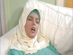 Arab muslim hijab turbanli nice tits doggy fuck blowjobs -nv