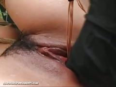 Extreme japanese bdsm sex  marina 11