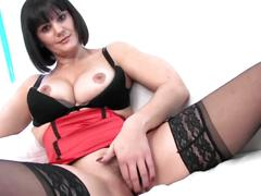 Hot milf and her younger lover 575