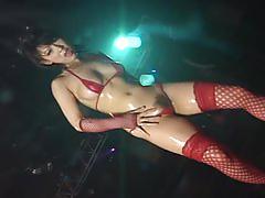 Micro bikini oily dance 1 - 04 minaki saotome