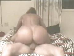 Big butt gets fucked