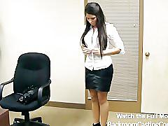 Squirting in the office