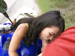 Lady mai adventer outdoor sex
