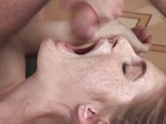 blowjobs, cumshots, facials
