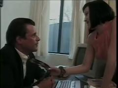 Mirela nene gets fucked hard in the office