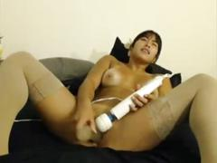 asian, masturbation, sex toys, vibrator, webcams