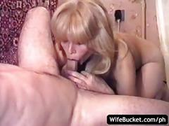 amateur, mature, blowjob, milf, hardcore, euro, wifebucket.com, deepthroat, homemade, mom