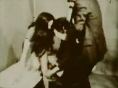 Vintage:70s interracial behind bars group