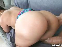 Valerie kays takes a big dick on all fours
