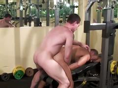 Bareback workout
