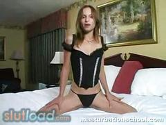 Amber rayne - jerkoff instruction 2
