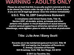 Julia ann & barry scott in neighbor affair