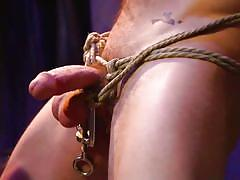 Cock torture is a treat for myles
