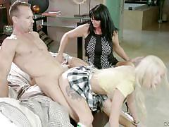 Let me teach you how to fuck @ mommy likes to watch #02