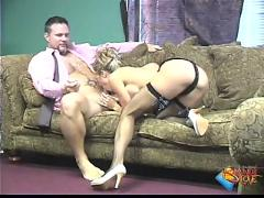 Brandi love in milf maid