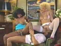 Ebony ayes threesome