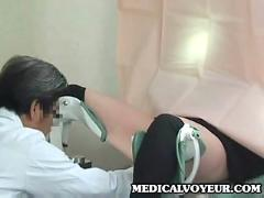 Seduced by her gynecologist part 1