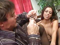 Rachel roxxx&rachel starr - pantyhose whores 2