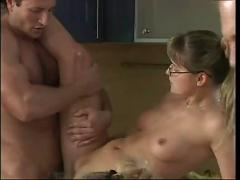 Michele raven orgy (1of2)