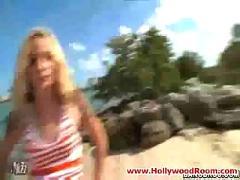 Faye runaway sucks ramons big fat dick