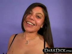 cumshot, hardcore, latina, interracial, blowjob, pussyfucking