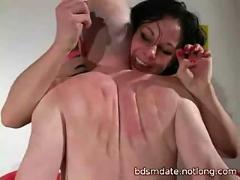 Mistress trish fingernail torture