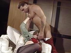 Julianne james & gerry pike - blonde f---es 2 (1994)
