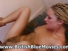 Donna marie - old skool british porn!