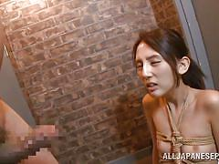 asian, deepthroat, mouth fuck, sex slave, slurping, rope bondage, japanese babe, japanese slurp, all japanese pass, rumi kamida