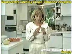 Rosanna arquette sexy nude natural big boob compilation