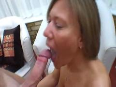 Sensual sammy blow job frenzy