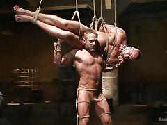Slave gets a workout thanks to another slave