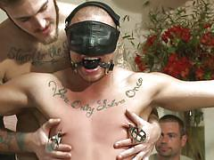 A painful outing for this gay slave