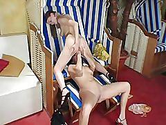 Brunette sex