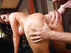 Hot milf devours a big cock