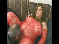 This hot white bbw loves to take the bbc