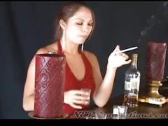 Smoking fetish dragginladies - compilation 10 - sd 480