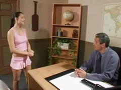 Alicia angel is a teacher's pet